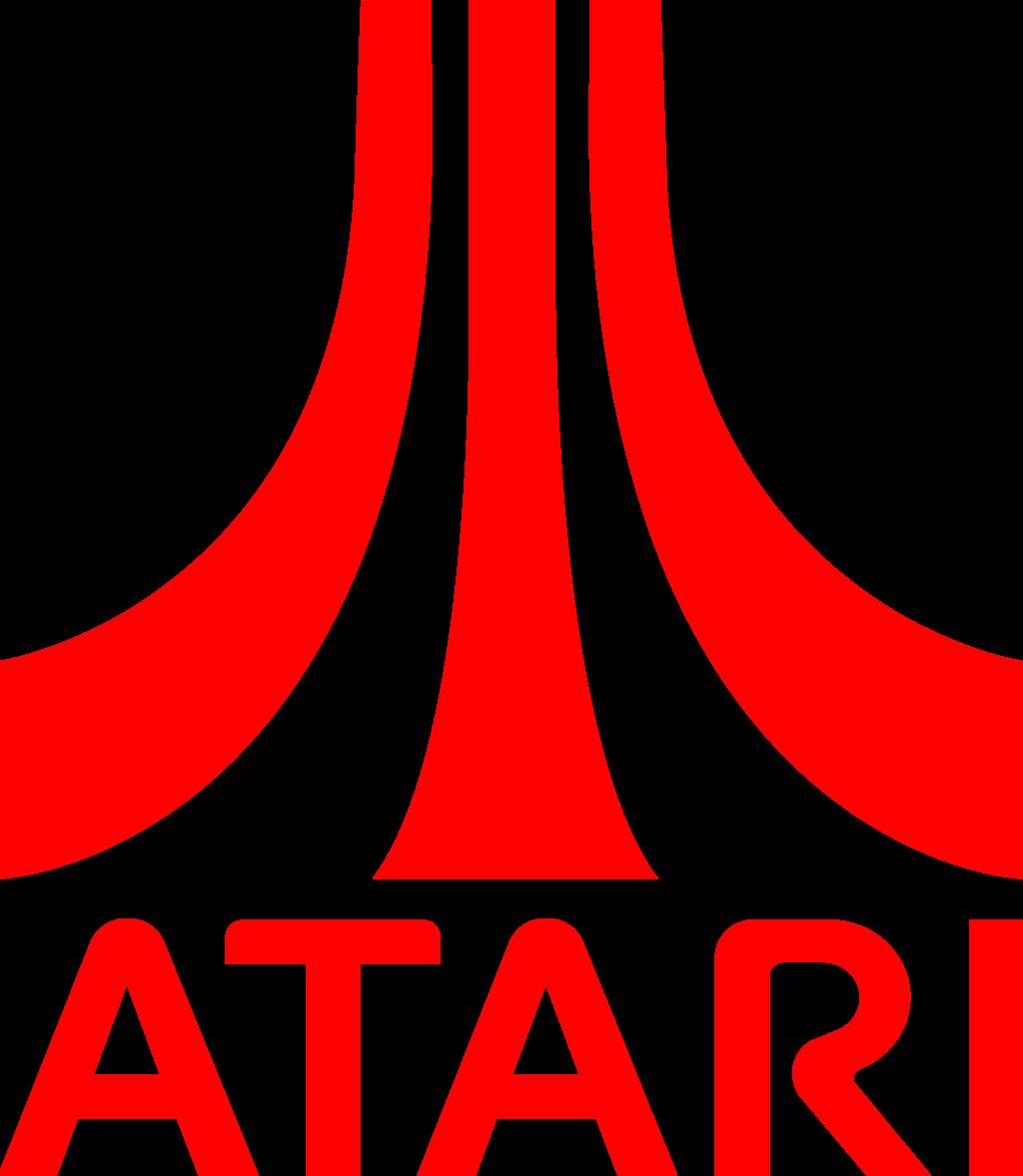 Atari Logo Retro Logo Logos Vinyl Stickers Laptop