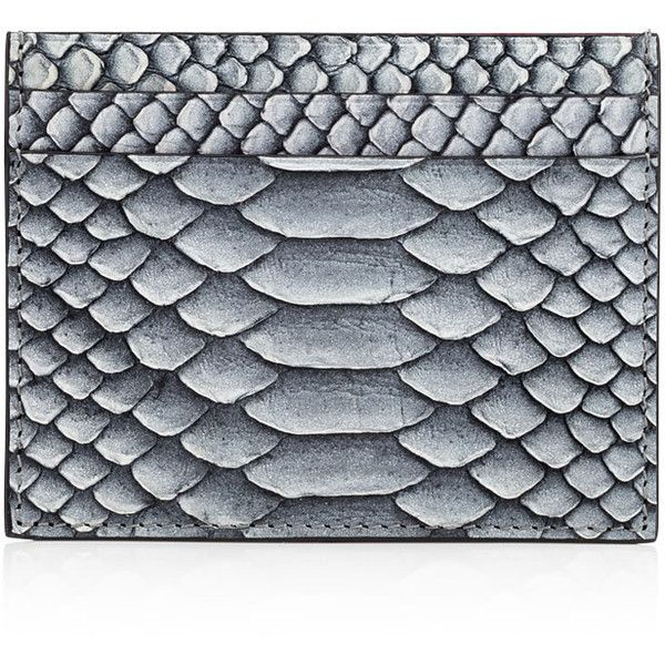Christian Louboutin Kios Simple Card Holder 310 Liked On Polyvore Featuring Accessories And Christian Loub Simple Cards Clothes Design Christian Louboutin