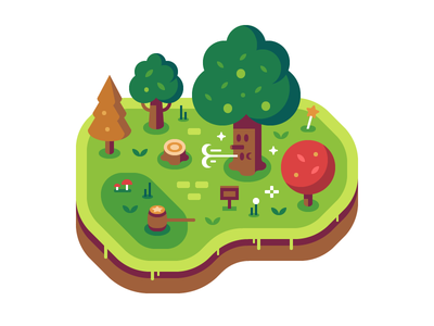 Christmas Discord Logo.Whispy Woods Discord Overworld Snippets Illustration