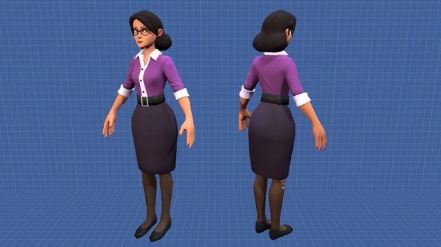 Steam Workshop :: Miss Pauling HWM (Crazyb2000)