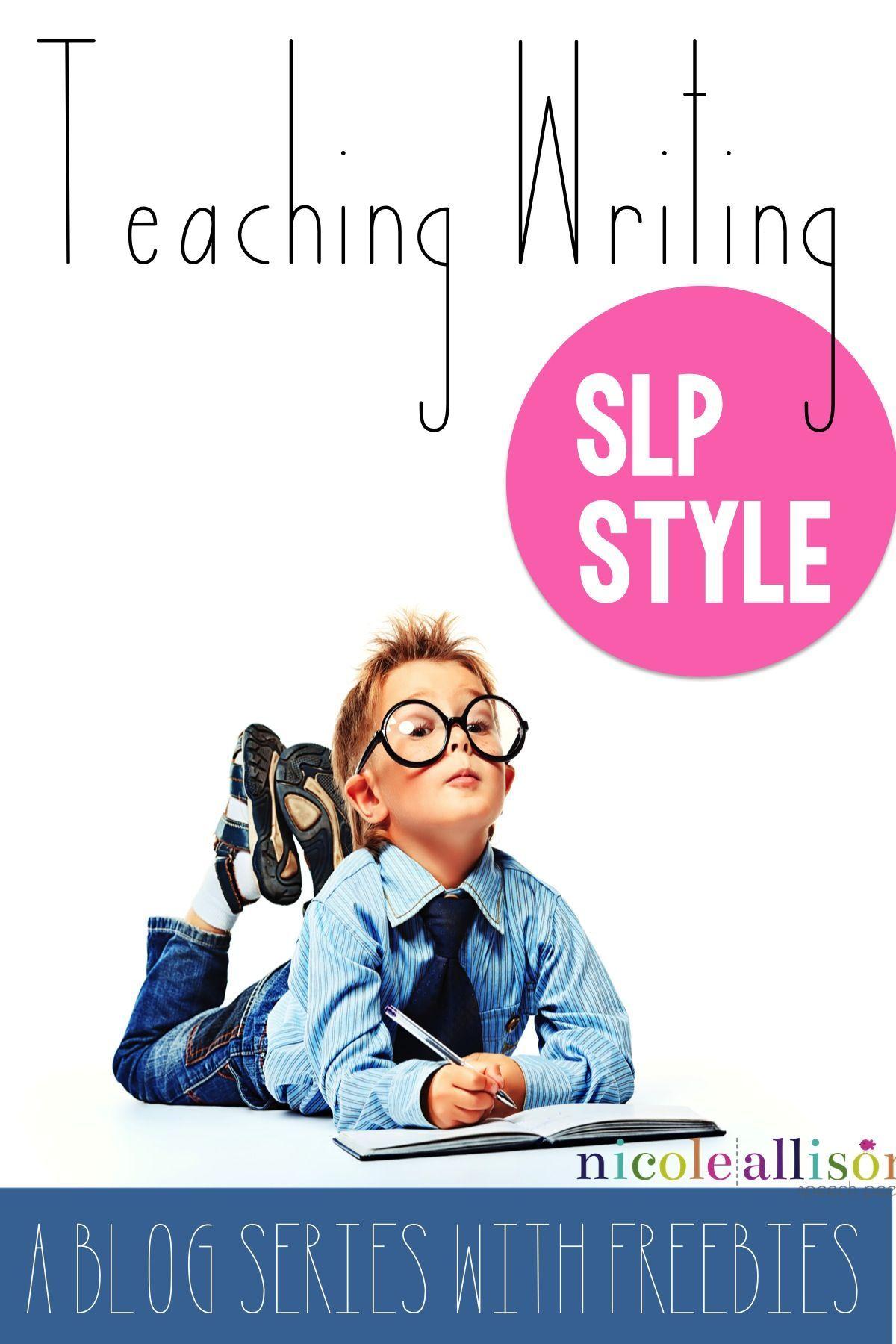 Teaching Writing Series Expanding Language Tools