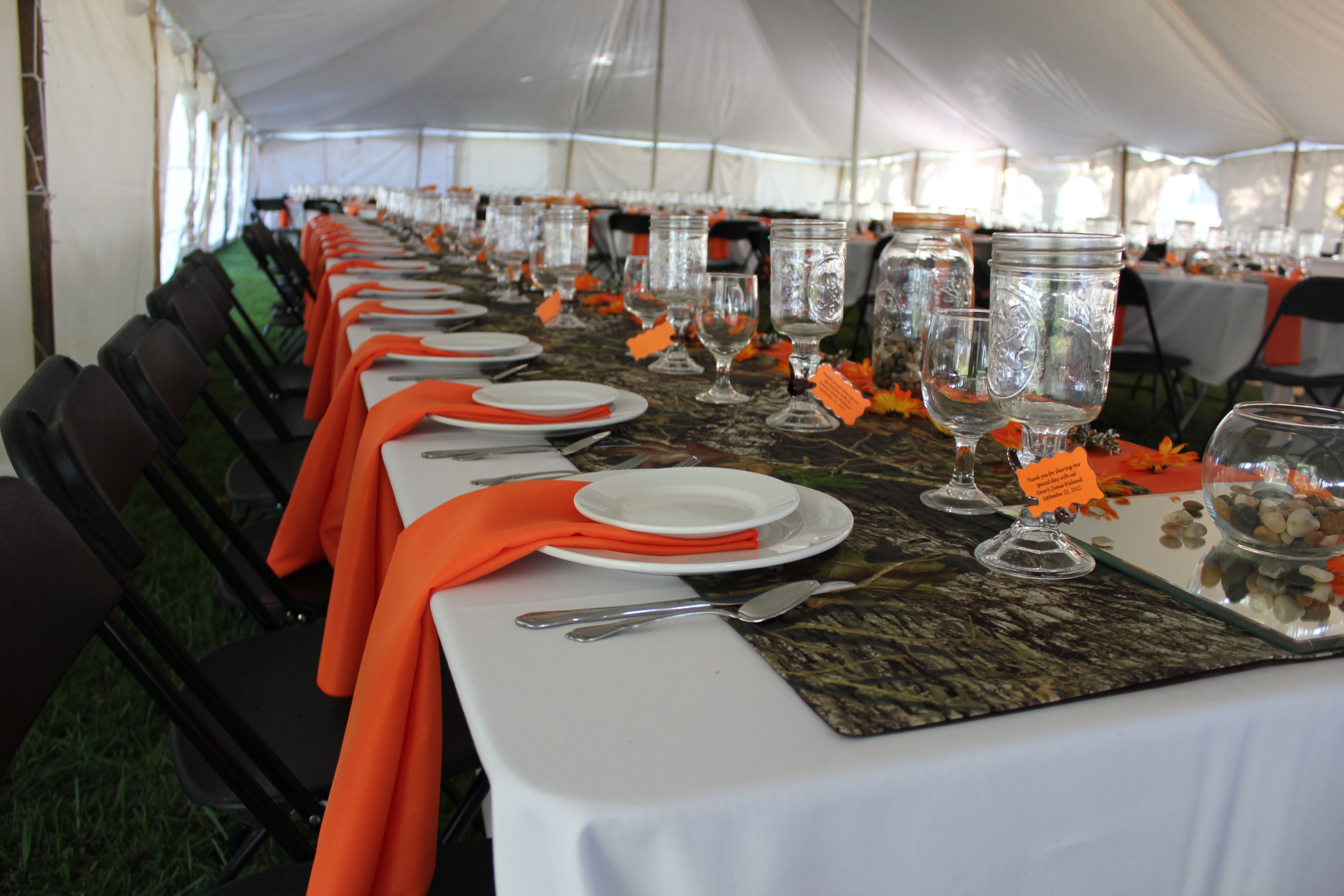 Head Table Linens Tables Chairs China And Tent By Rent Rite Of Saginaw Michigan Head Table Table Linens Table