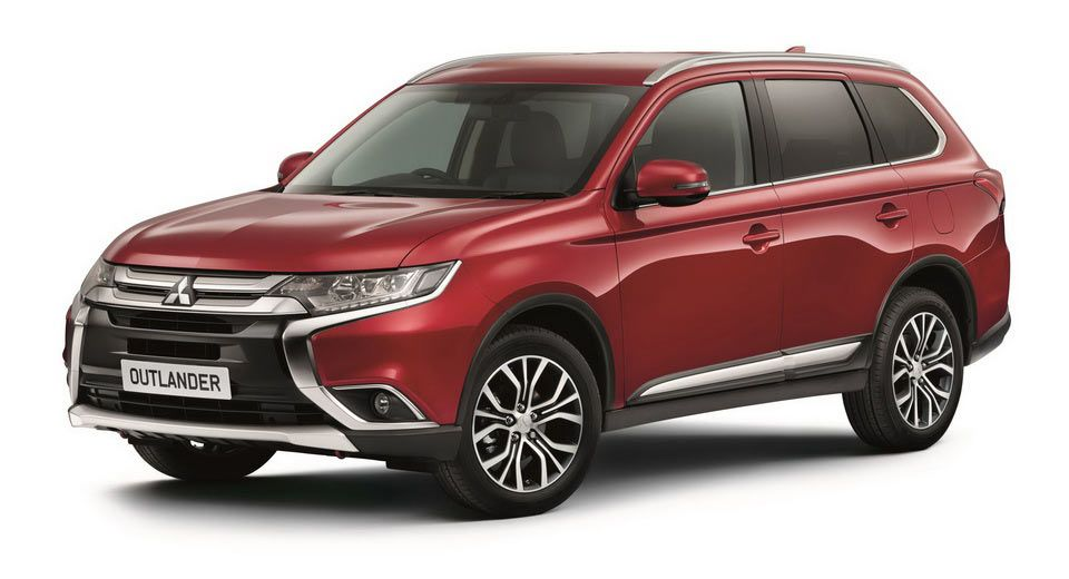 New Mitsubishi Outlander Keiko Edition For The Uk Priced From 27 999