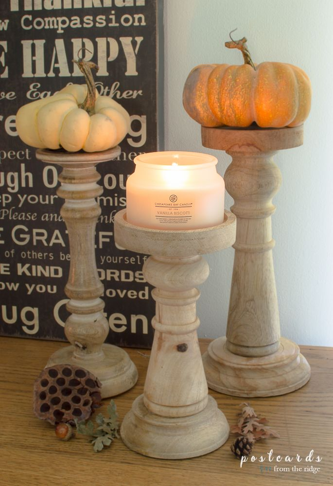 Room Decoration with Candles