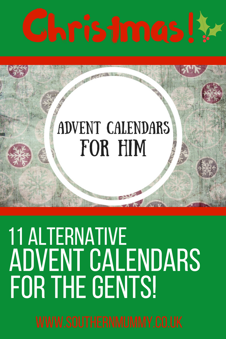 Advent Calendars For Him Xmas 2017 Alternative Advent Calendar