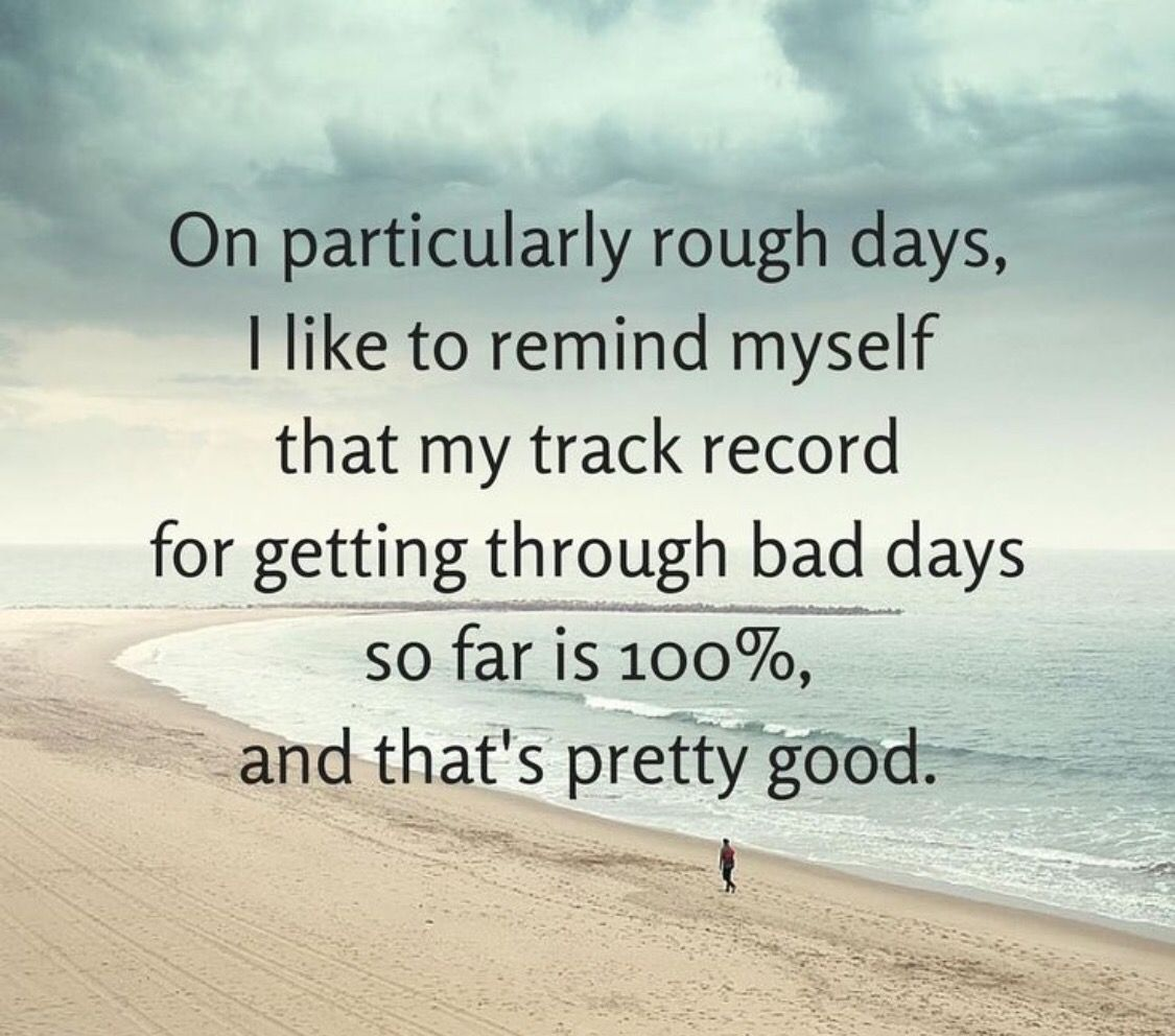Bad day quotes image by Brian S on Words To Live By