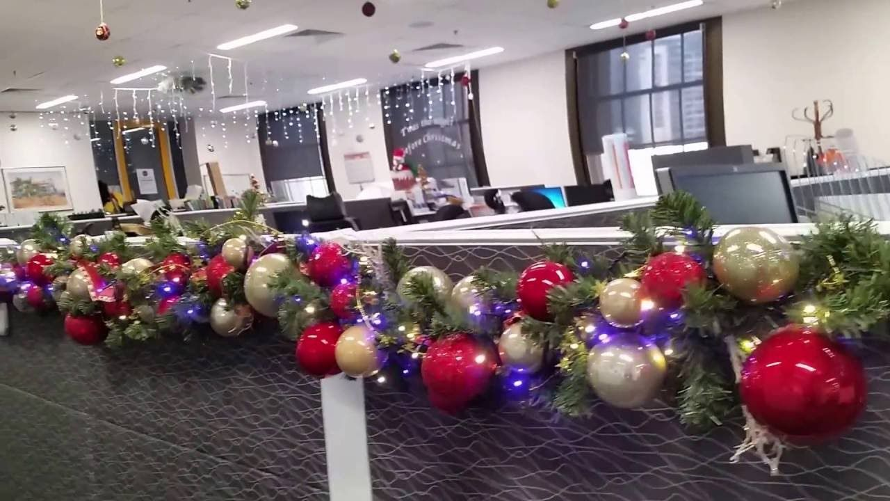 Office Christmas Decorations 2015 Office Christmas Decorations 2015