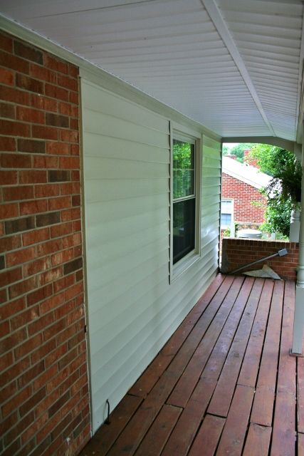 Mold Busters Or How To Clean Vinyl Siding Rappsody In Rooms Cleaning Vinyl Siding Vinyl Siding Clean Siding