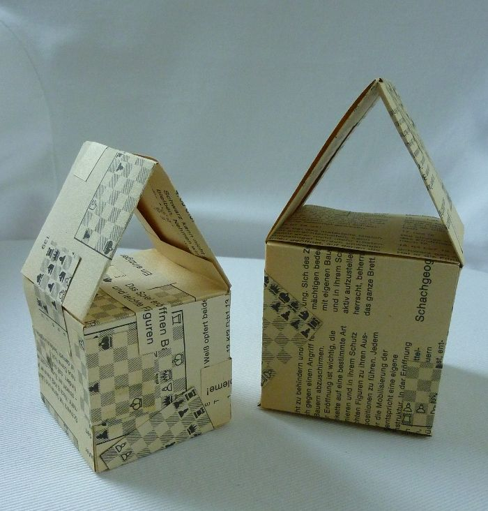 Paper Houses - Out of the chess book « Ines Seidel