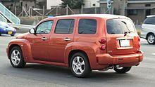 Chevrolet Hhr Japanese Version Voiture