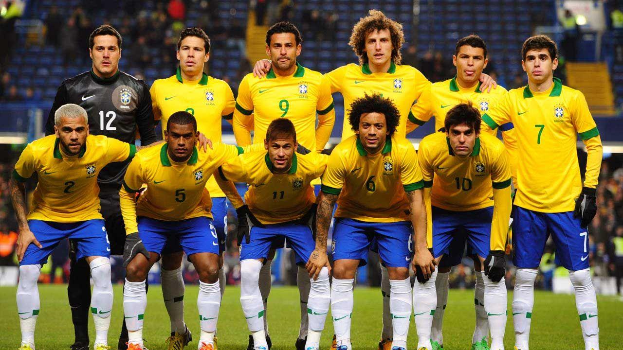 National Football Teams 2015 Hd Wallpapers World Cup Teams Brazil Football Team Brazil Team