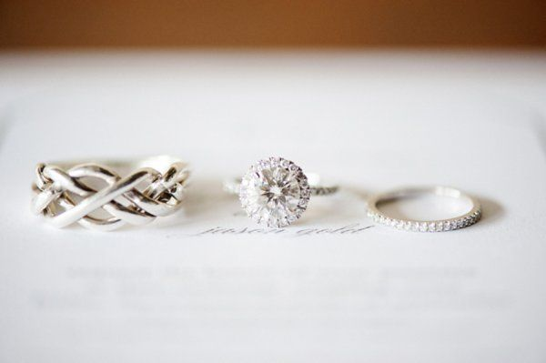 Engagement Ring | Wedding Bands | Justin & Mary - Photography | JustinMarantz.com