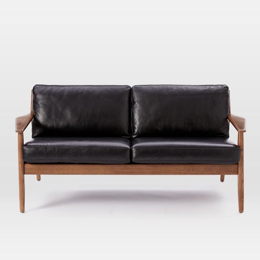 drexel sofa furniture i san diego frame vintage loveseat wood
