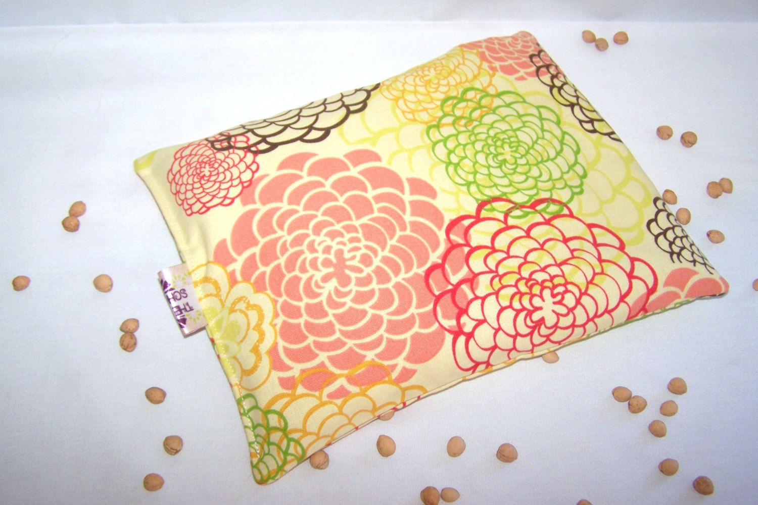 Cherry Pit Soothing Heating Cooling Pad Pack By Thejoyschoppe