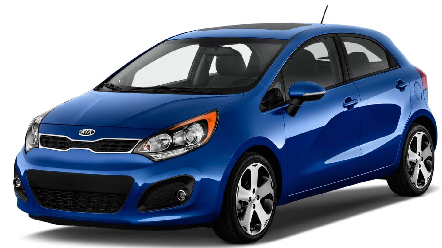 New Kia Rio Hatchback With Trims Models Engine Price At
