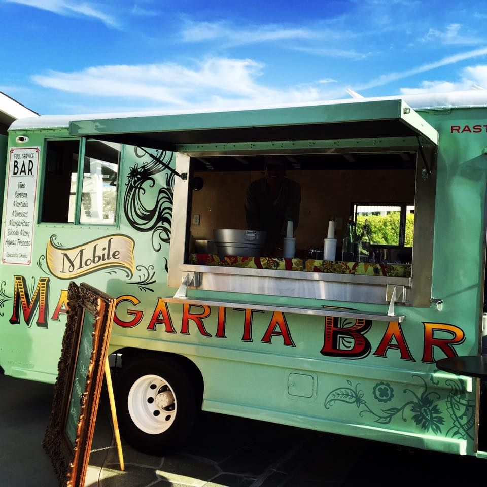Simple math rasta rita mobile margarita bar rasta for Bar 96 food truck