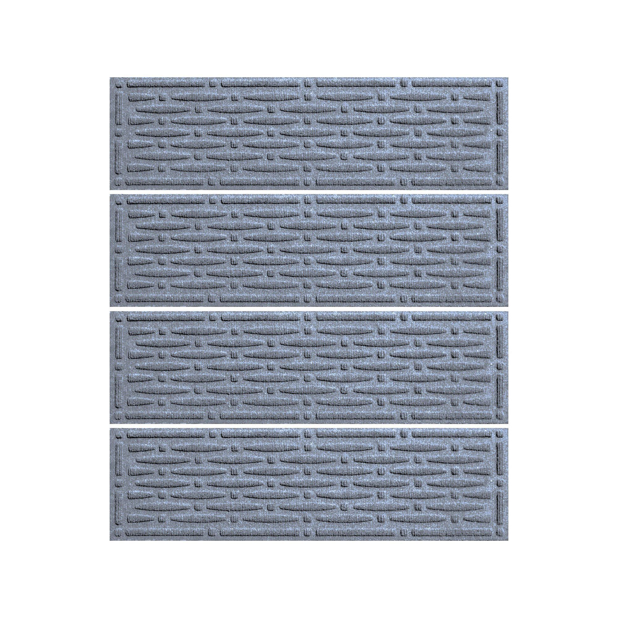 Mesh Stair Tread (Set Of   The Home Depot