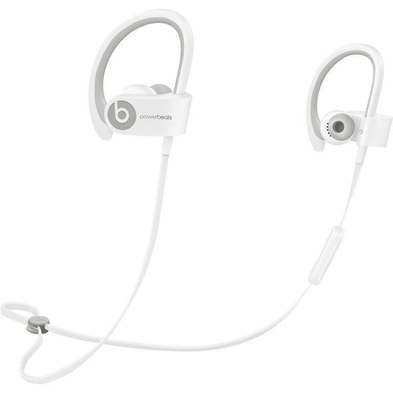Beats By Dr Dre Geek Squad Certified Refurbished Powerbeats Wireless White Gsrf Ml8w2ll A Refurbished White Headphones Beats Earbuds Earbud Headphones