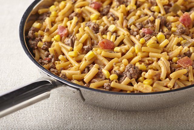 Photo of tex-mex-beefy-mac-cheese-50543 Image 1