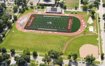 coe college football field this old coe in pictures