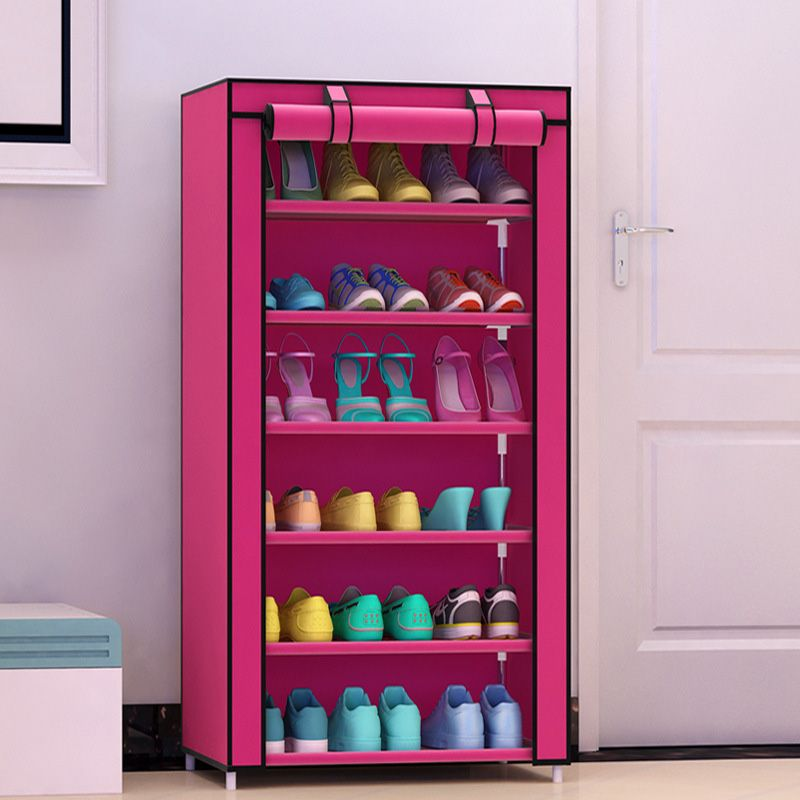 Luxury Large Shoe Cabinet with Doors