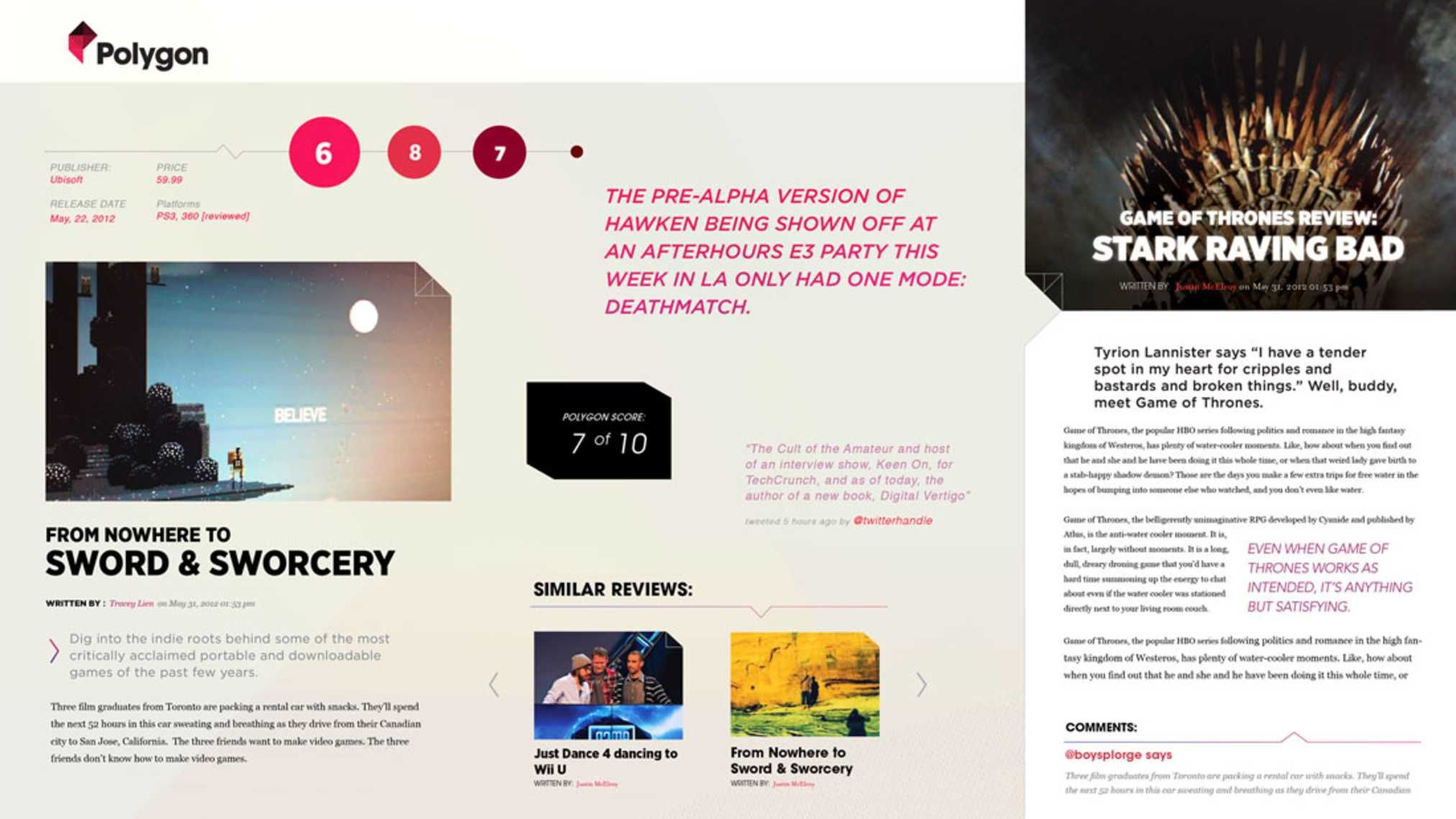 15 Beautiful Examples Of Web Design Inspiration Part 3 Web Design Web Design Inspiration Style Guide Design