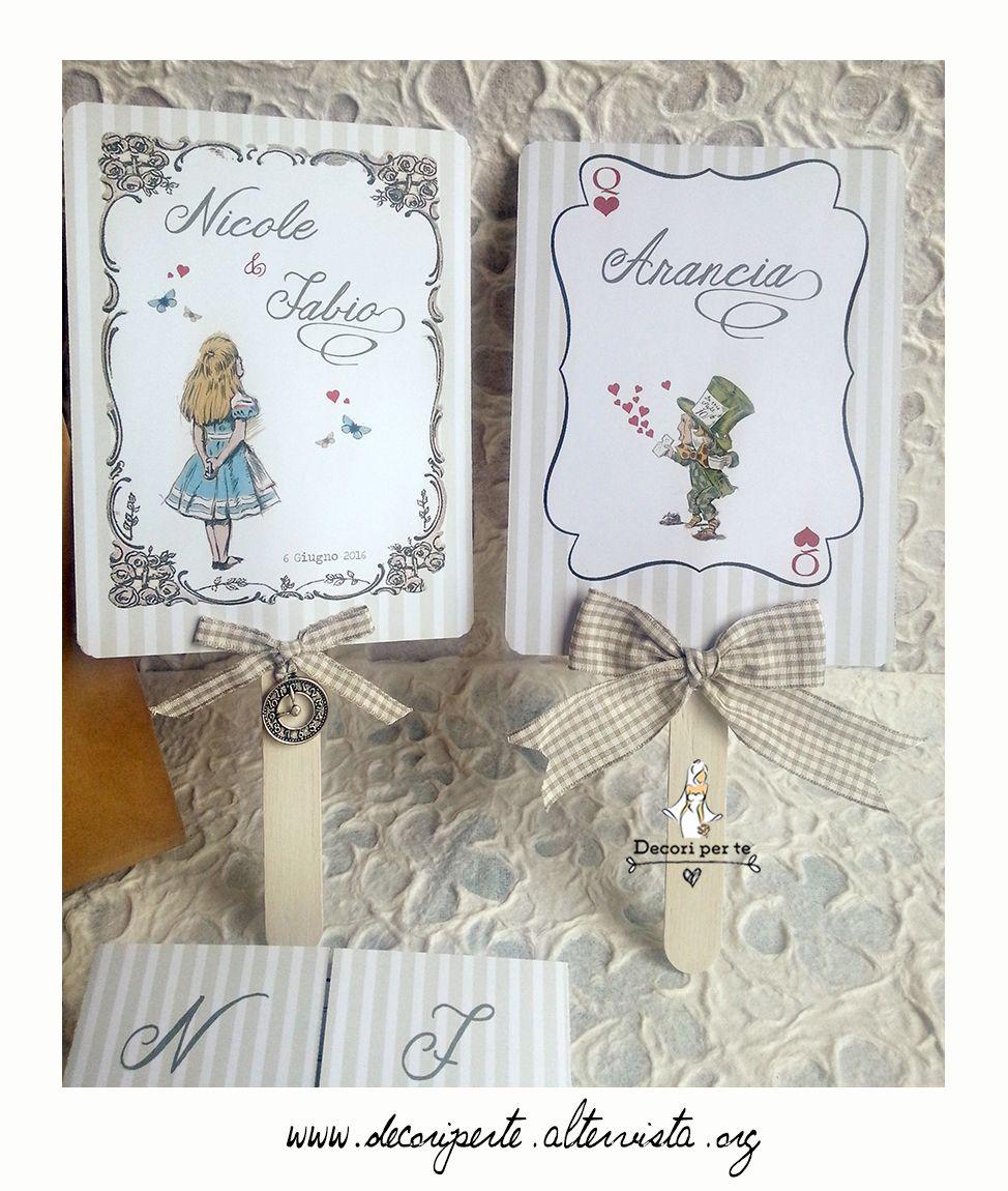 Coordinato Alice Nel Paese Delle Meraviglie Alice In Wonderland