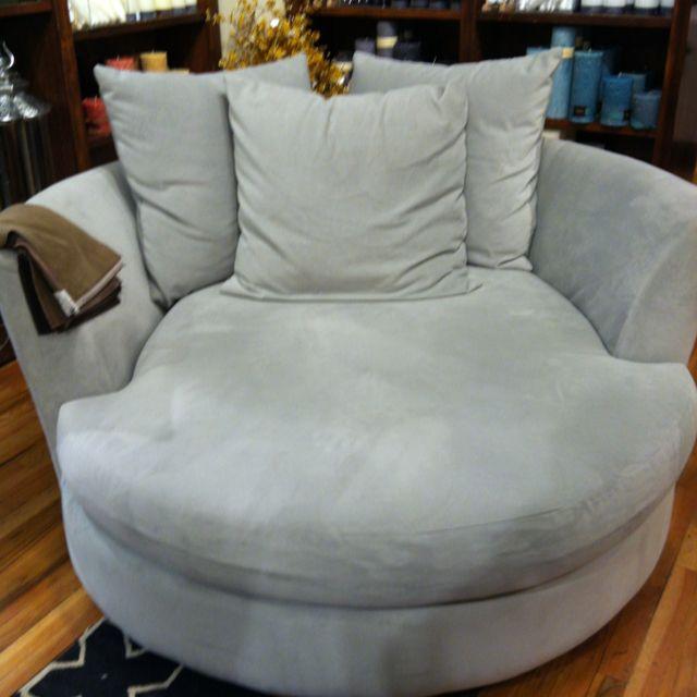 Grey comfy swivel chair master bedroom pinterest swivel chair and master bedroom - Comfy chairs for bedroom ...