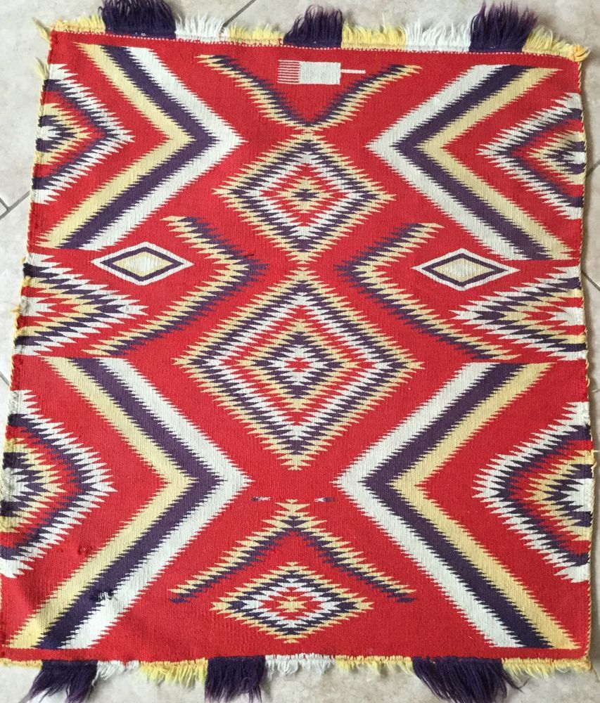 Vintage Navajo Rugs Ebay Yahoo Search Results Image