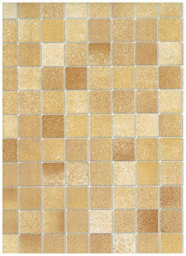 Interior Place 271 Tile Stone Tan Mosaic Contact Paper In... https://www.amazon.com/dp/B00IRIHAMI/ref=cm_sw_r_pi_dp_x_hSUYybCW4M503
