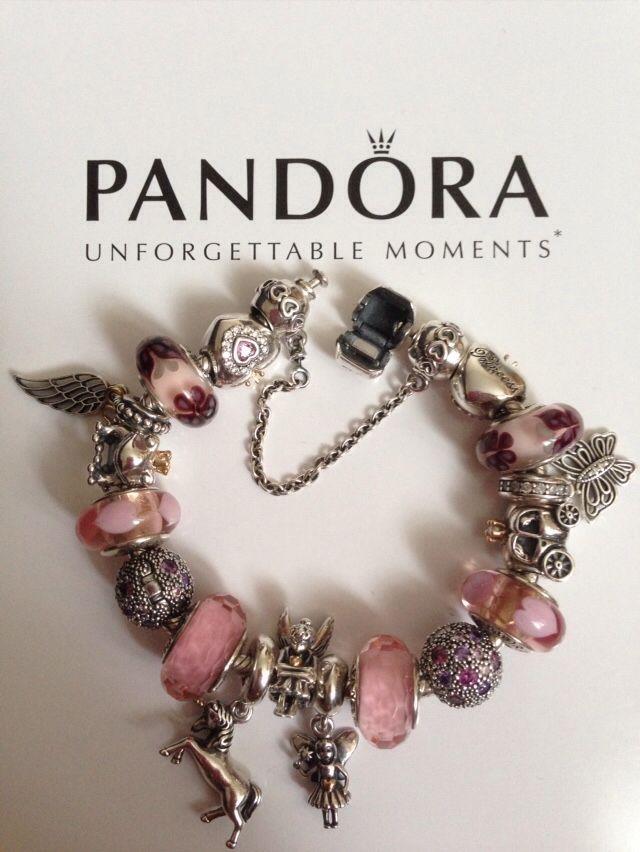 Bracelet Pandora Rose Argent Bijoux Et Charms Pandora 224