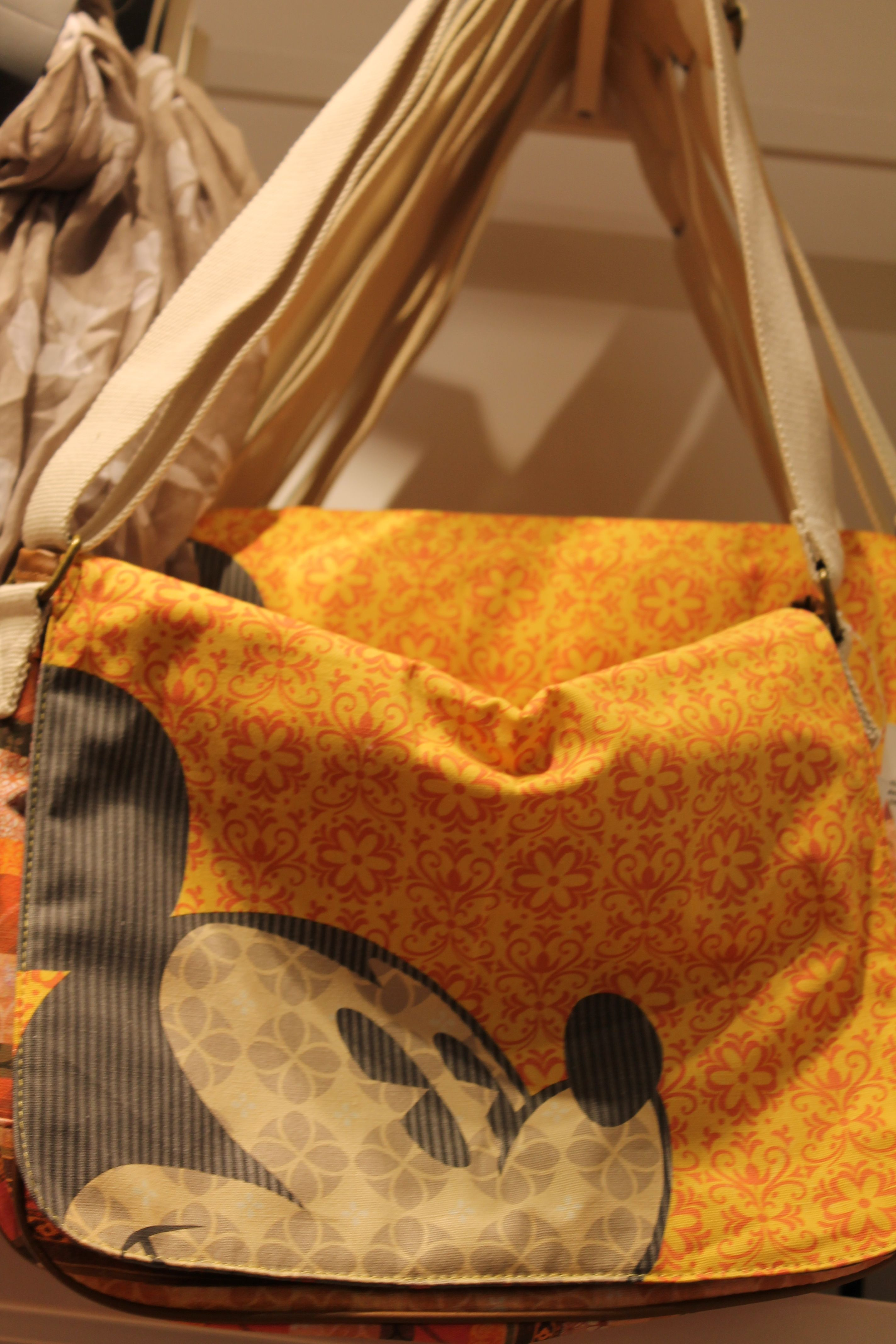 Walt Disney World s Mickey Mouse purse