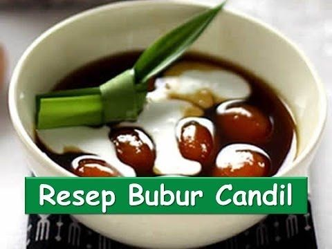 Cara Membuat Candil Resep Bubur Candil Resep Makanan Dan Minuman Masakan