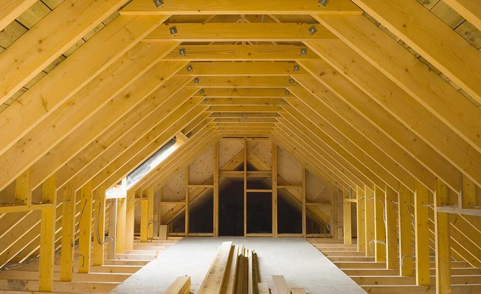 How Much Will My Roof Cost Homebuilding Renovating Roof Cost Attic Truss Roof Architecture