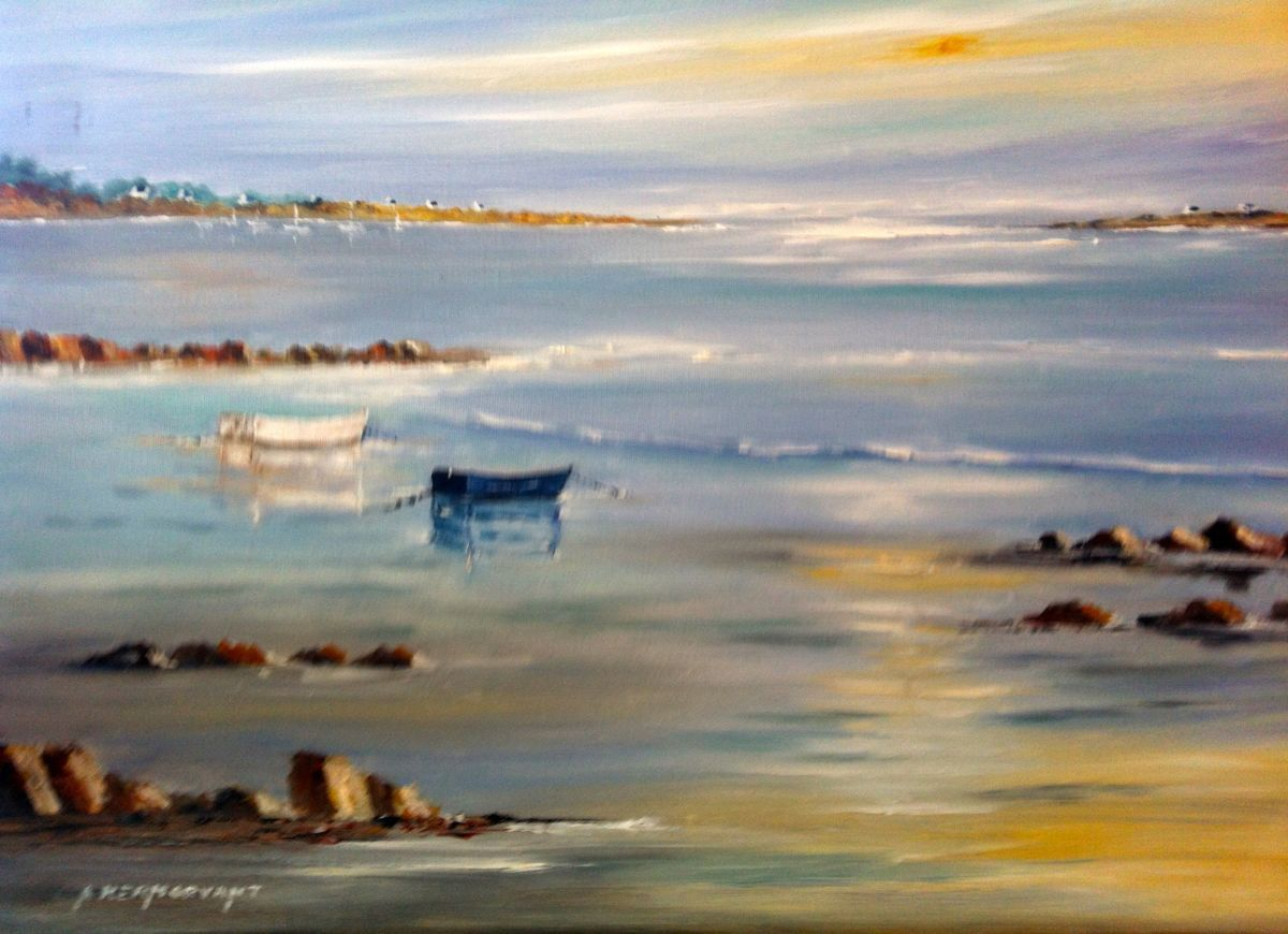 pingl par joseline capdeville sur peindre la mer pinterest peinture peinture marine et. Black Bedroom Furniture Sets. Home Design Ideas