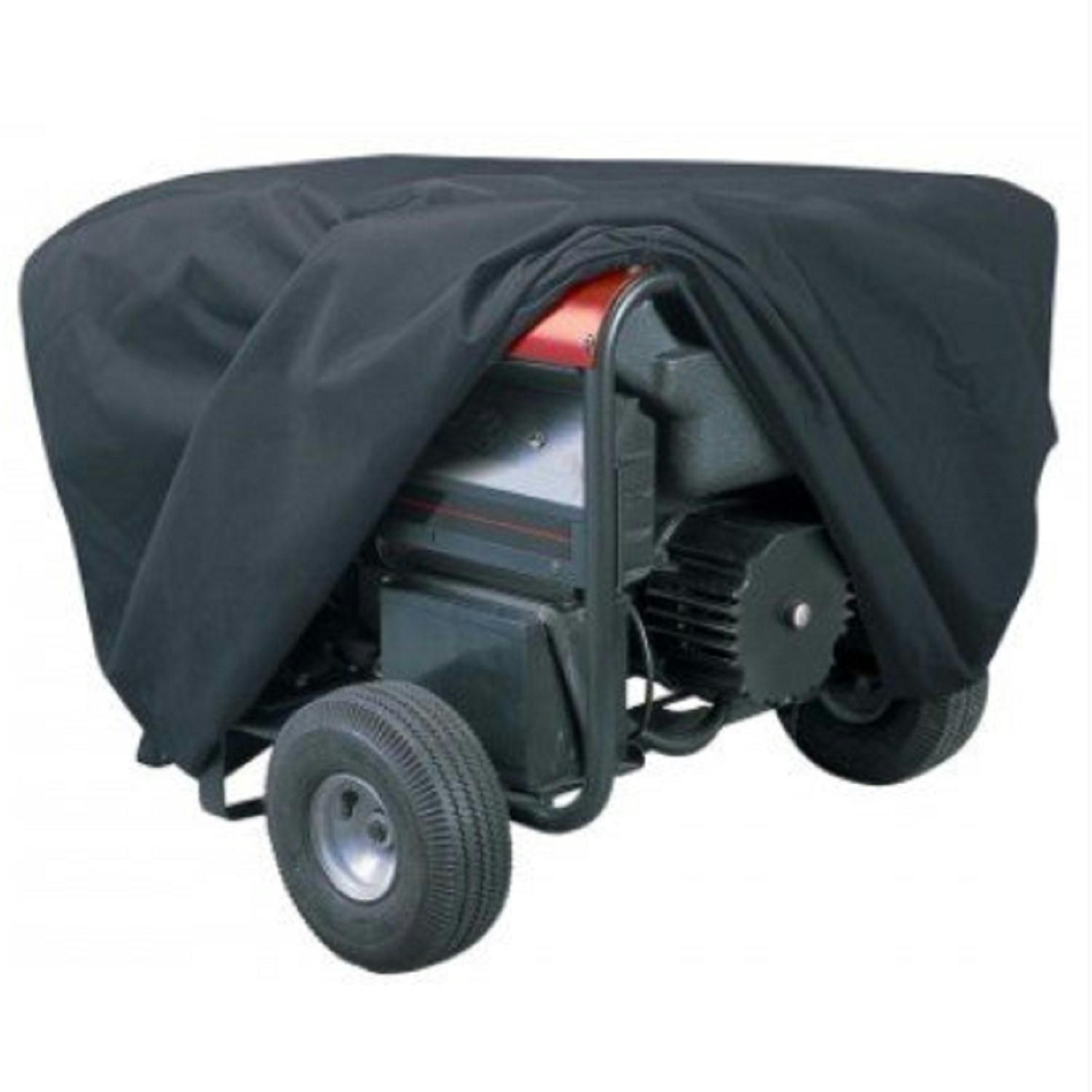The Generator Cover by Classic Accessories keeps dirt