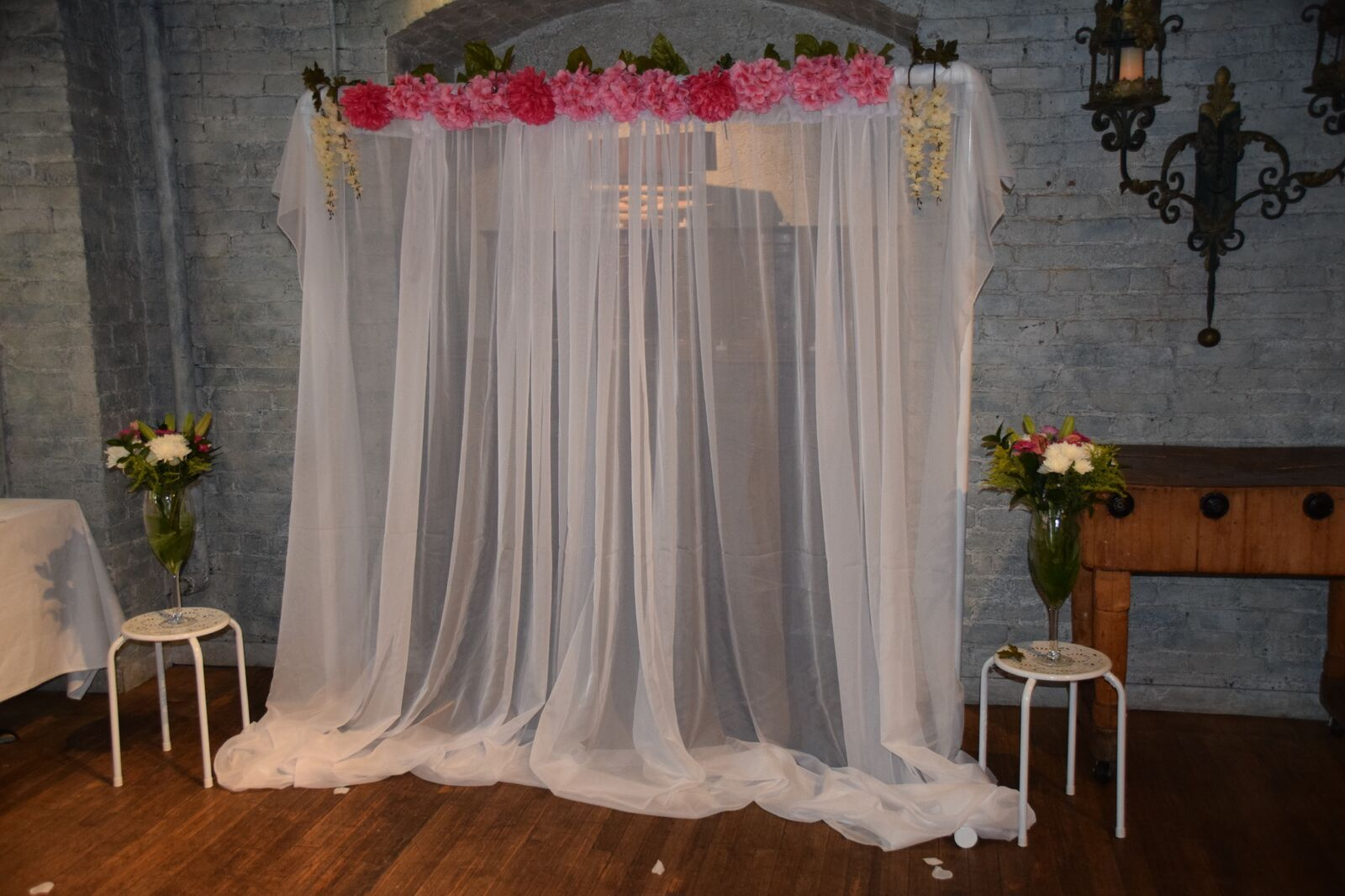 backdrops diy hang tips backdrop wedding flower and to flowers walls events collage on pvc pipe how photo vignette paperflora paper for drapes drape