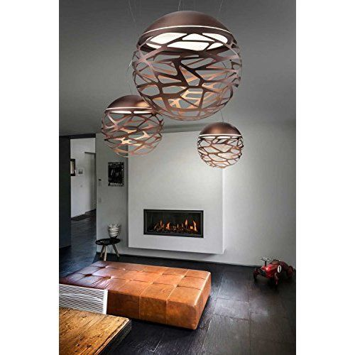 Glighone Suspension Luminaire Moderne Style Industrielle Vintage