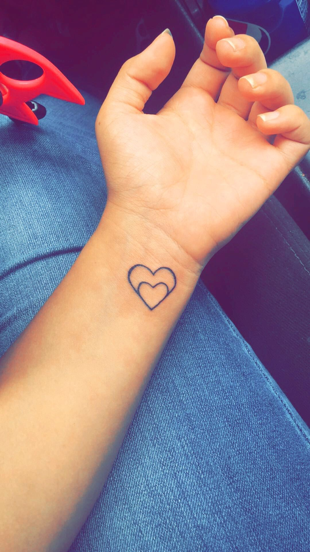 I carry your heart in mine i will never be without it tattoos