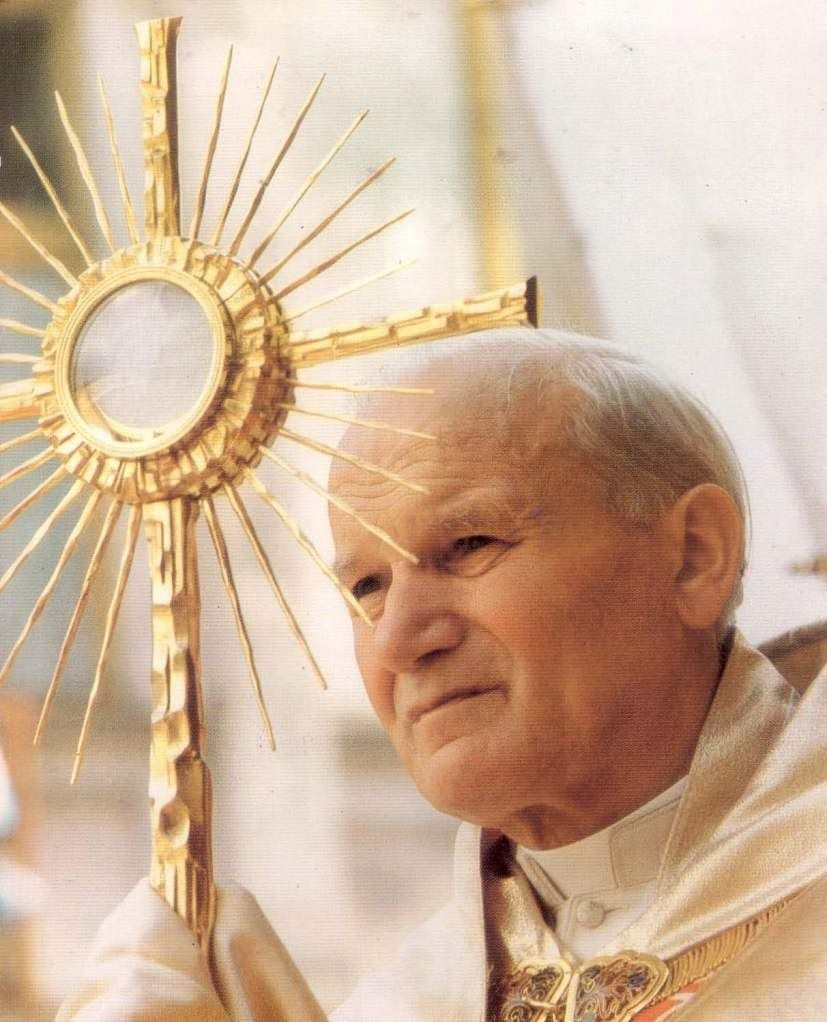 Litany of all saints funeral of pope saint john paul ii salve litany of all saints funeral of pope saint john paul ii salve regina buycottarizona Choice Image