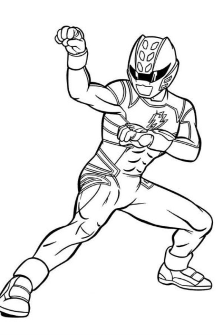 Power Rangers Coloring Pages In 2021 Power Rangers Coloring Pages Power Ranger Coloring Pages Fnaf Coloring Pages