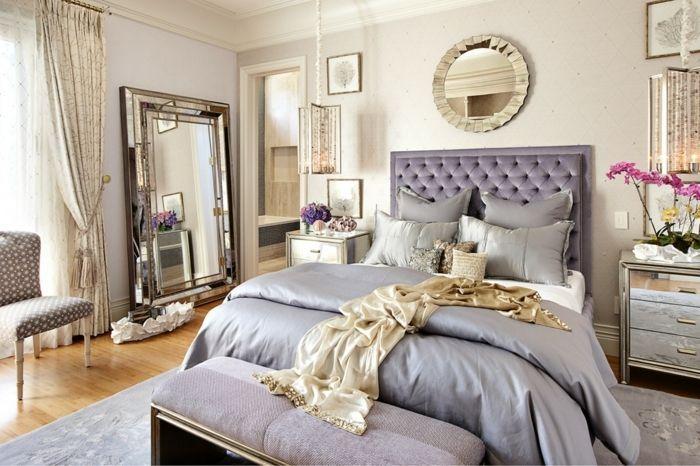 ▷ 1001 idées magnifiques pour votre chambre baroque