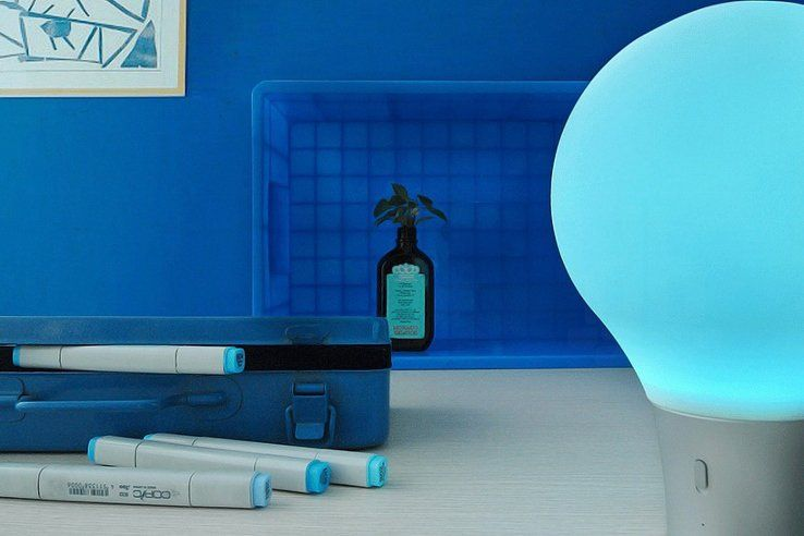 Colorup A Color Changing Table Lamp Ippinka Color Changing Lights Color Changing Light Bulb Color Changing Lamp