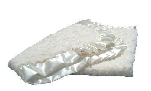 Pickles Journey Faux Mink Baby Blanket Creme By Pickles 19 05 100 Polyester Faux Fur Baby Blankets Are Soft And P Faux Fur Baby Blanket Baby Blanket Faux