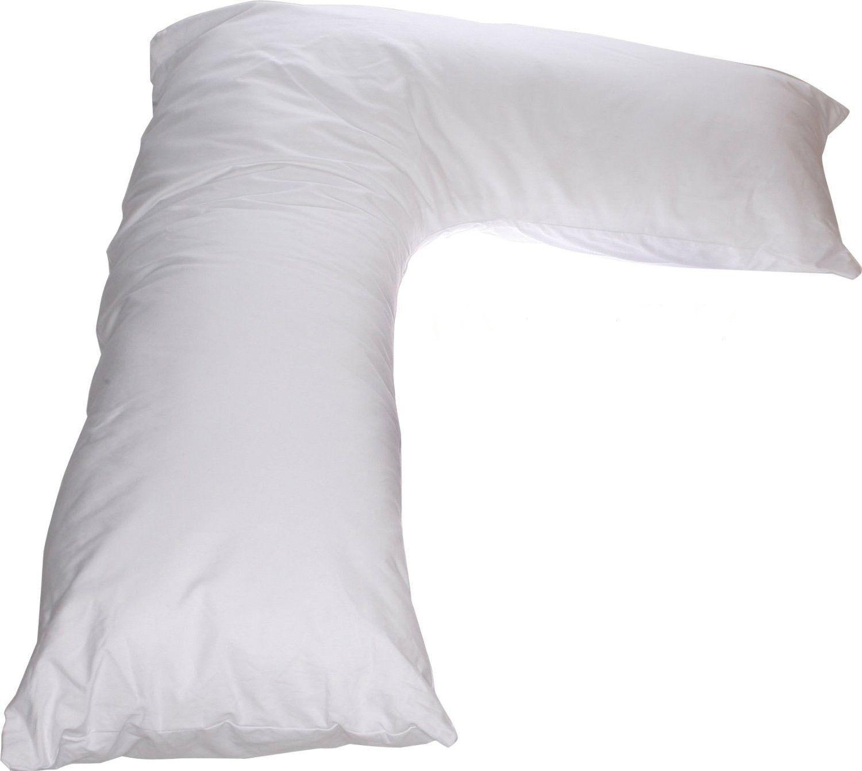 Side Sleeper Pillow White Boomrang