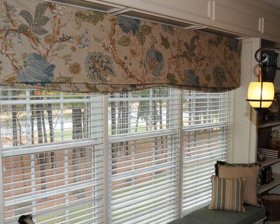 Valance Pelmet Ideas For Curtains