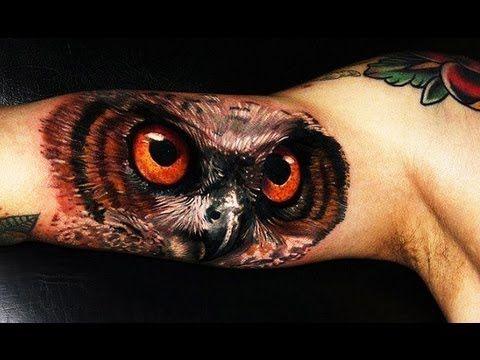 Best 3D Tattoos Ever |...