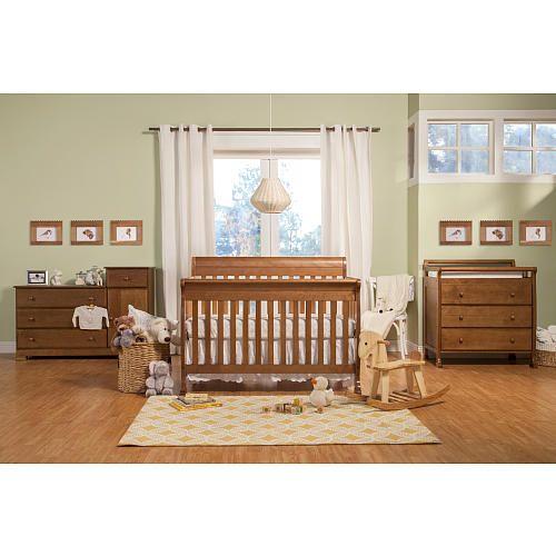 DaVinci Kalani 4in1 Convertible Crib with Toddler Bed Conversion