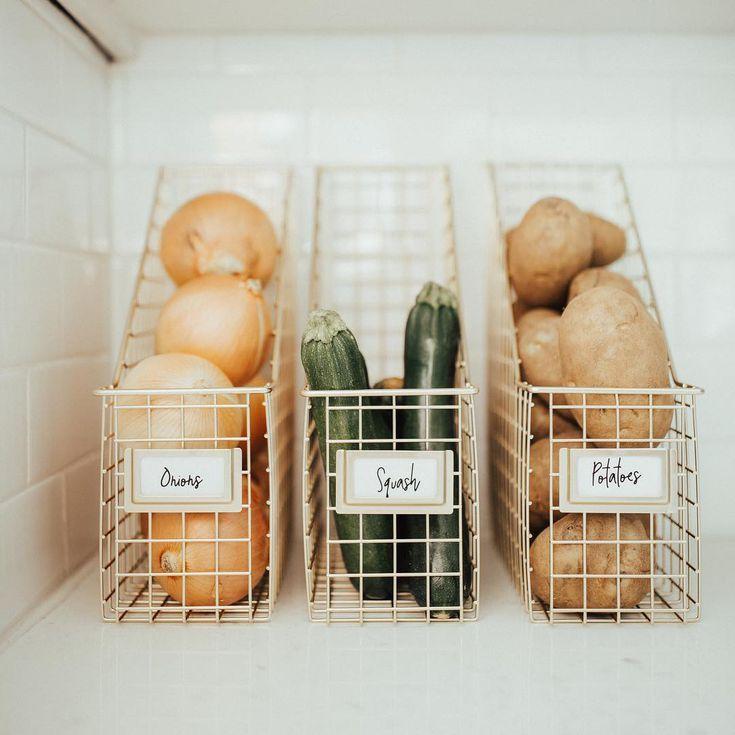 Photo of 29 Creative Kitchen Organizing Ideas