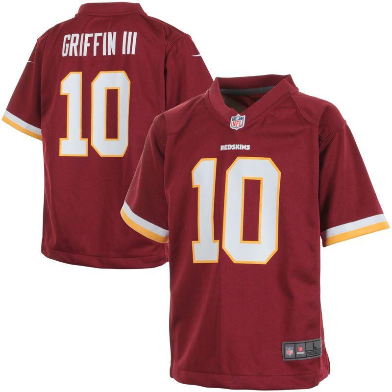 Robert Griffin III NFL Jersey